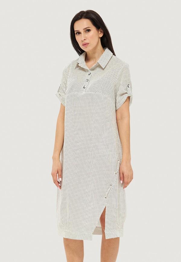 женское платье danna, белое