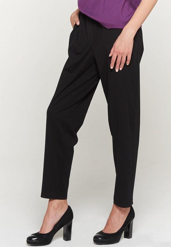 женские брюки джоггеры vay, черные