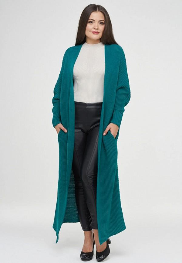 женский кардиган vay, зеленый
