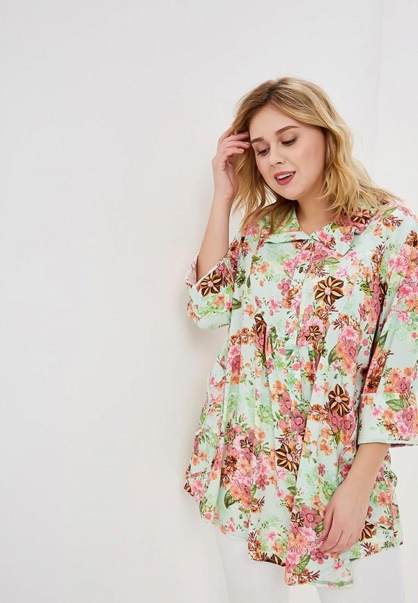 Купить Туника PreWoman, mp002xw0sgee, зеленый, Весна-лето 2019