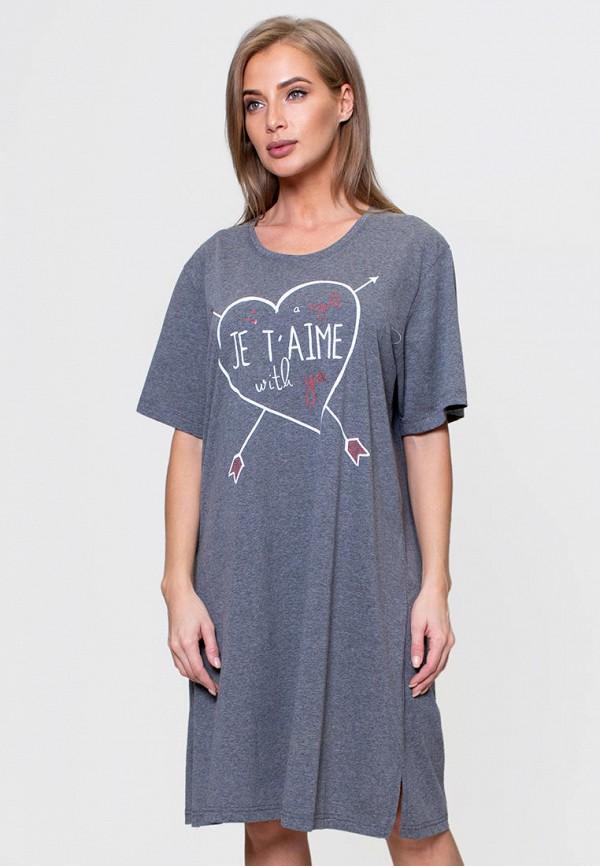 Платье домашнее Vienetta Vienetta MP002XW0SGT6 платье домашнее vienetta s secret arizona цвет черный 809170 0000 размер l 48