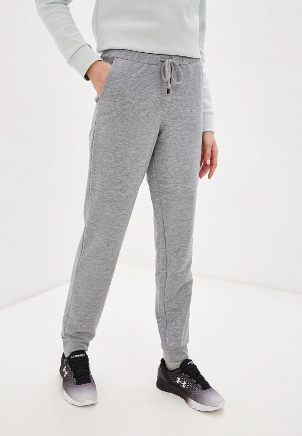 женские спортивные брюки wisell, серые