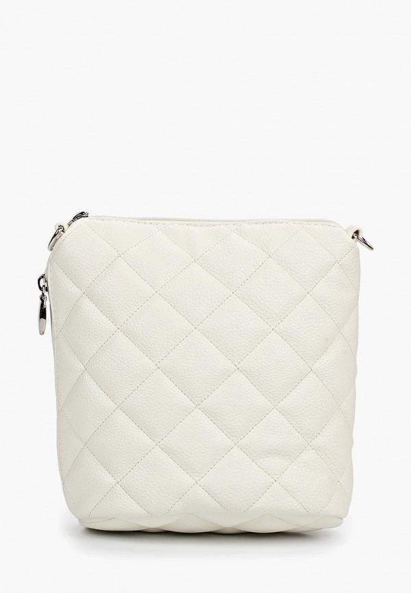 женская сумка antan, белая