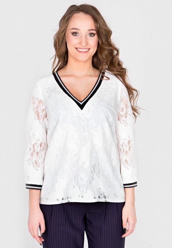 женская блузка filigrana, белая