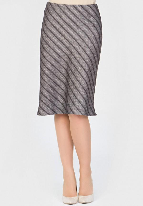 женская юбка filigrana, серая