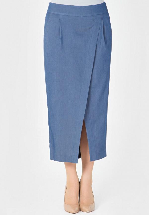 женская юбка filigrana, синяя