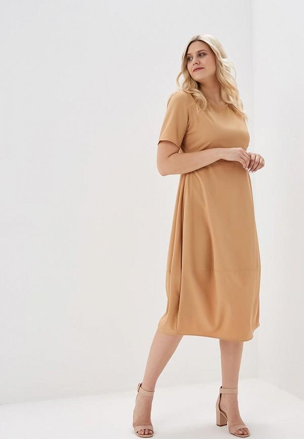 Купить Женское платье Svesta желтого цвета