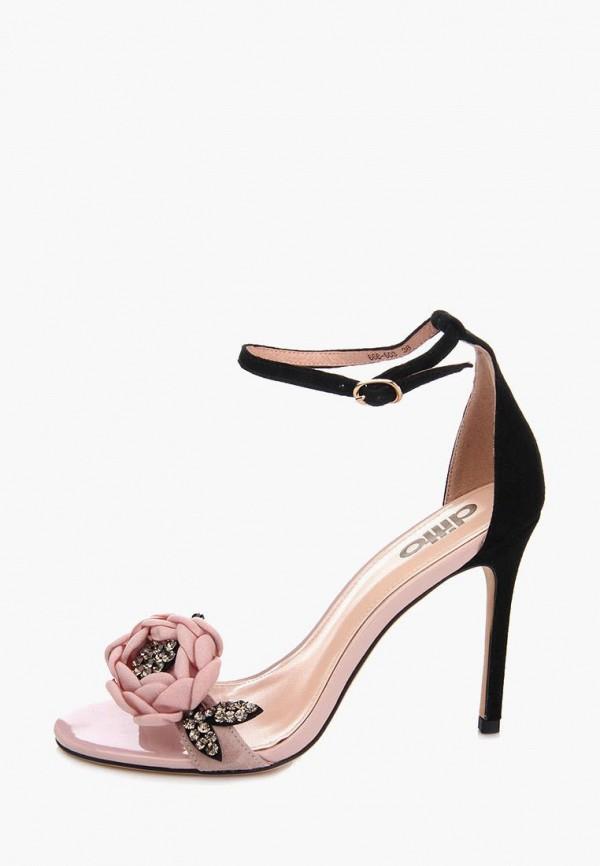 женские босоножки ditto, розовые