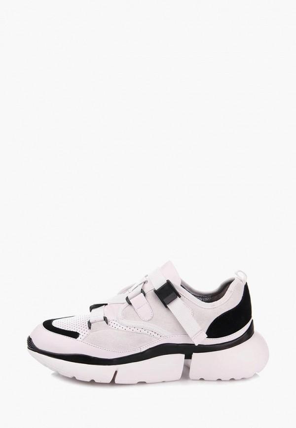женские кроссовки ditto, белые