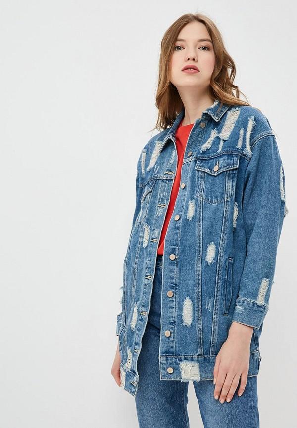 Куртка джинсовая Befree Befree MP002XW0SJH2 куртка джинсовая befree befree be031emazxf3