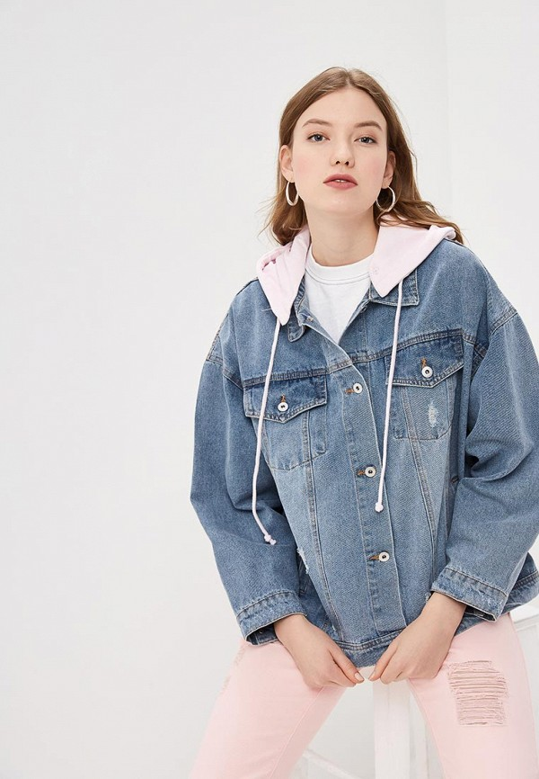 Куртка джинсовая Befree Befree MP002XW0SJH3 куртка джинсовая befree befree be031emazxf3