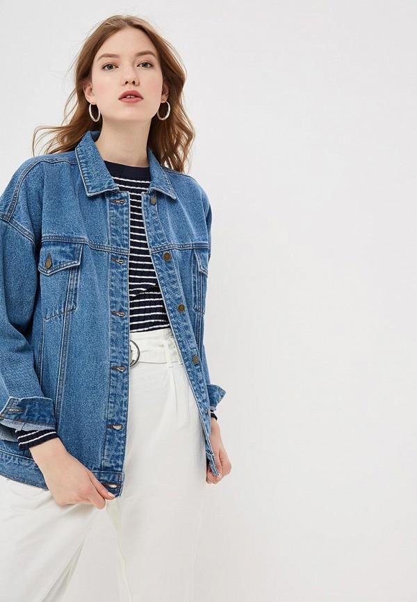 Куртка джинсовая Befree Befree MP002XW0SJH4 куртка джинсовая befree befree be031emazxf3