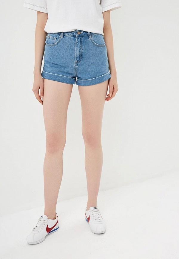 купить Шорты джинсовые Befree Befree MP002XW0SJH7 по цене 1799 рублей