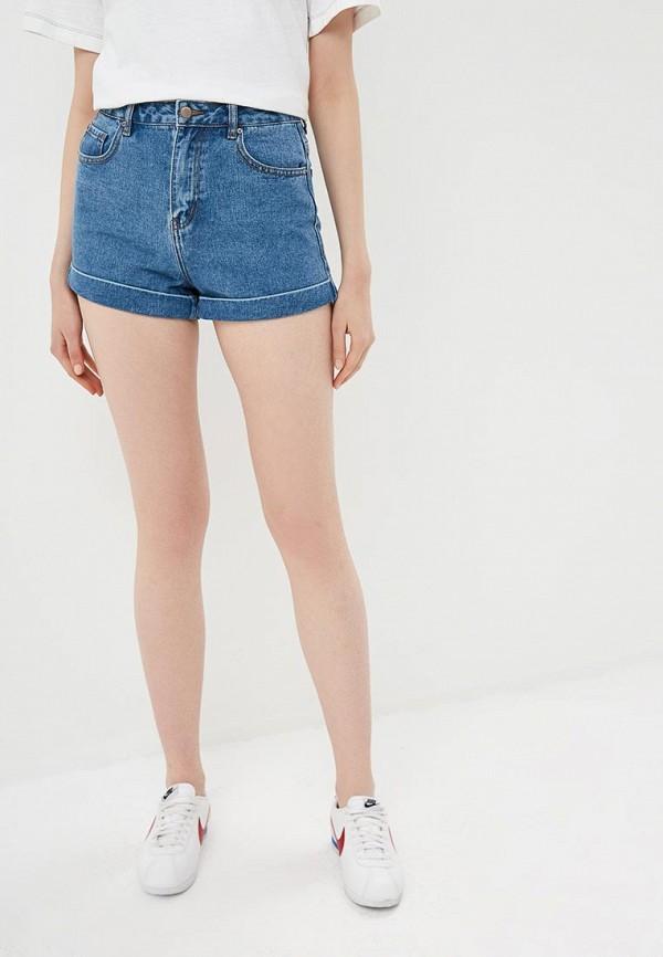 купить Шорты джинсовые Befree Befree MP002XW0SJH9 по цене 1799 рублей