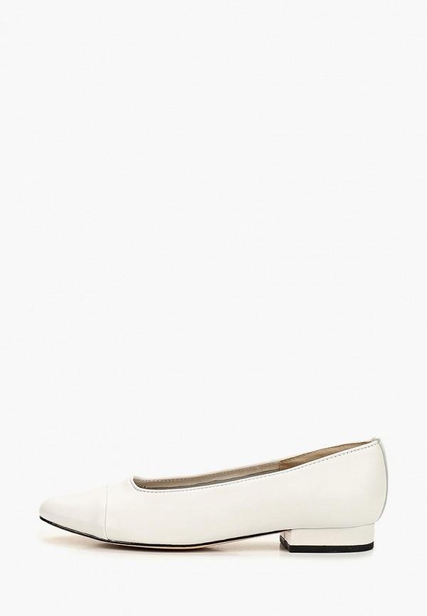 женские туфли vaneli, белые