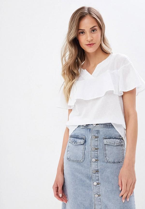 Фото - Женскую блузку Mankato белого цвета