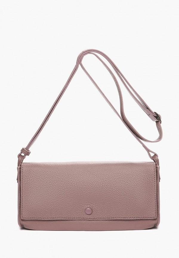 женская сумка mellizos, розовая