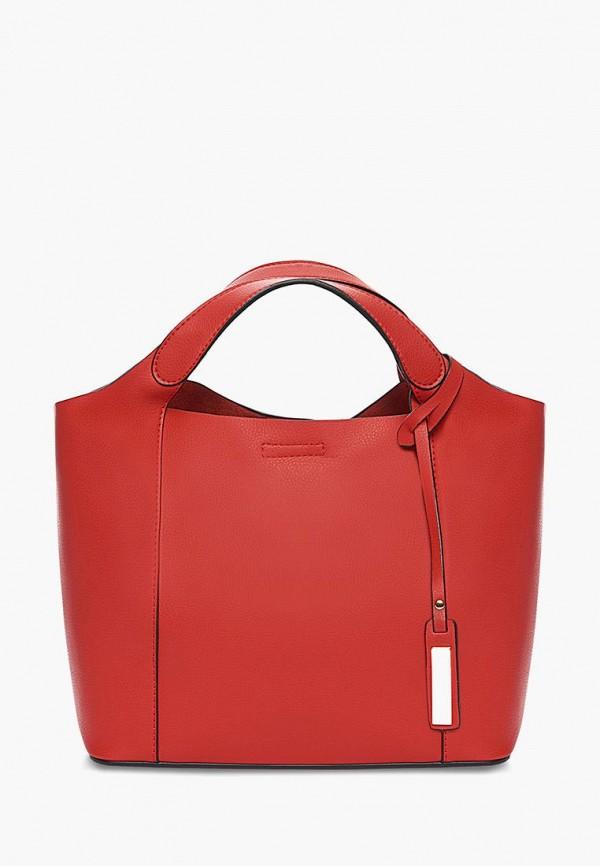 женская сумка mellizos, красная