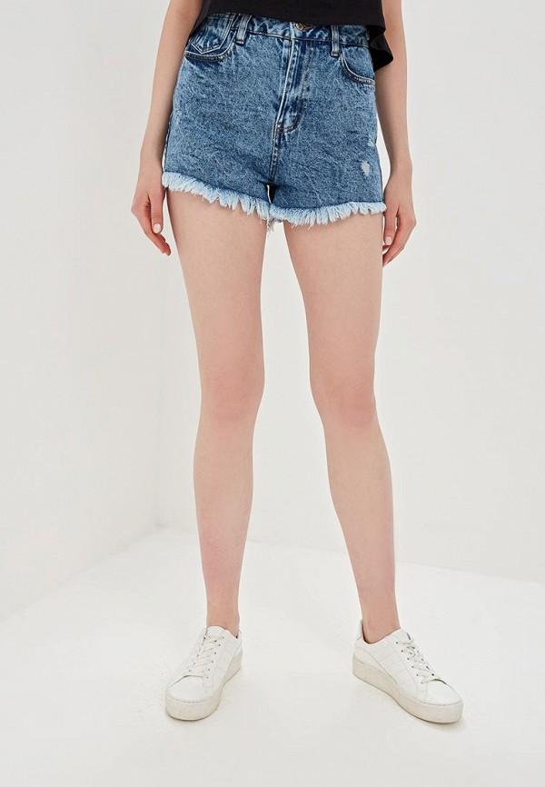 купить Шорты джинсовые Befree Befree MP002XW0SKDY по цене 1799 рублей