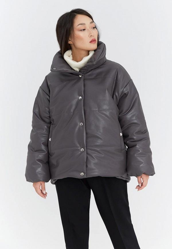 женская куртка ligio, серая