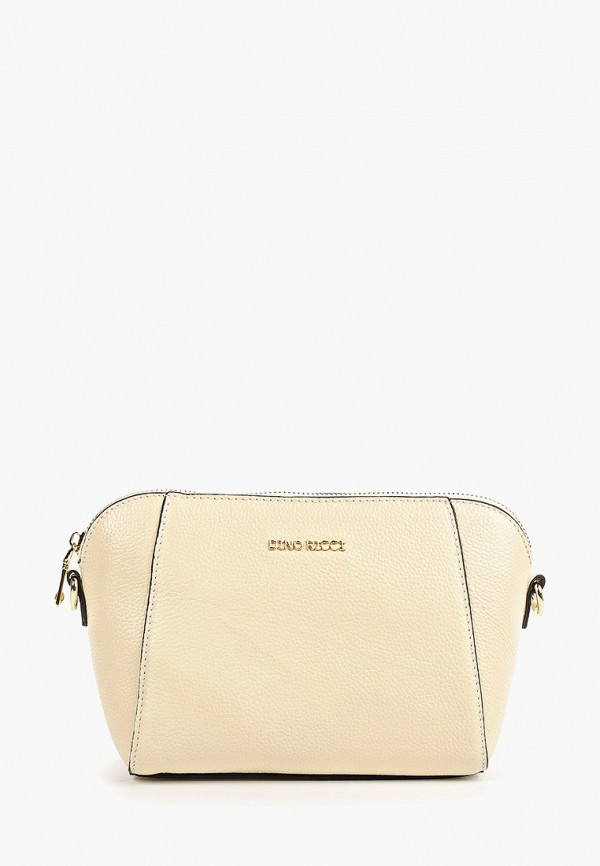 женская сумка dino ricci, бежевая