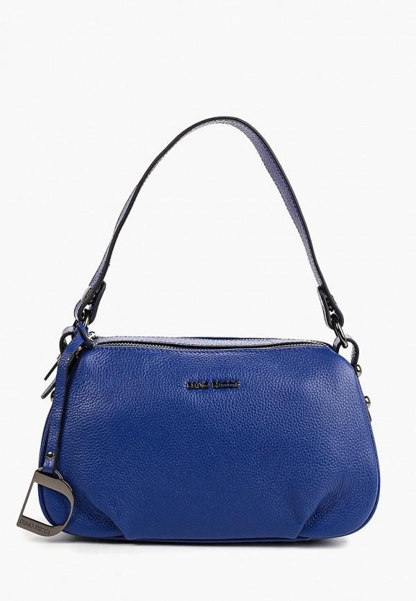 женская сумка dino ricci, синяя