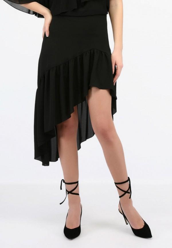 женская юбка panove, черная