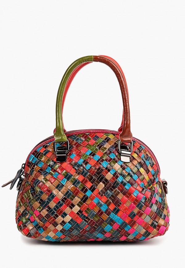 женская сумка dino ricci, разноцветная