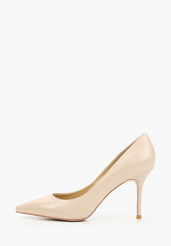 женские туфли-лодочки dolce vita, бежевые