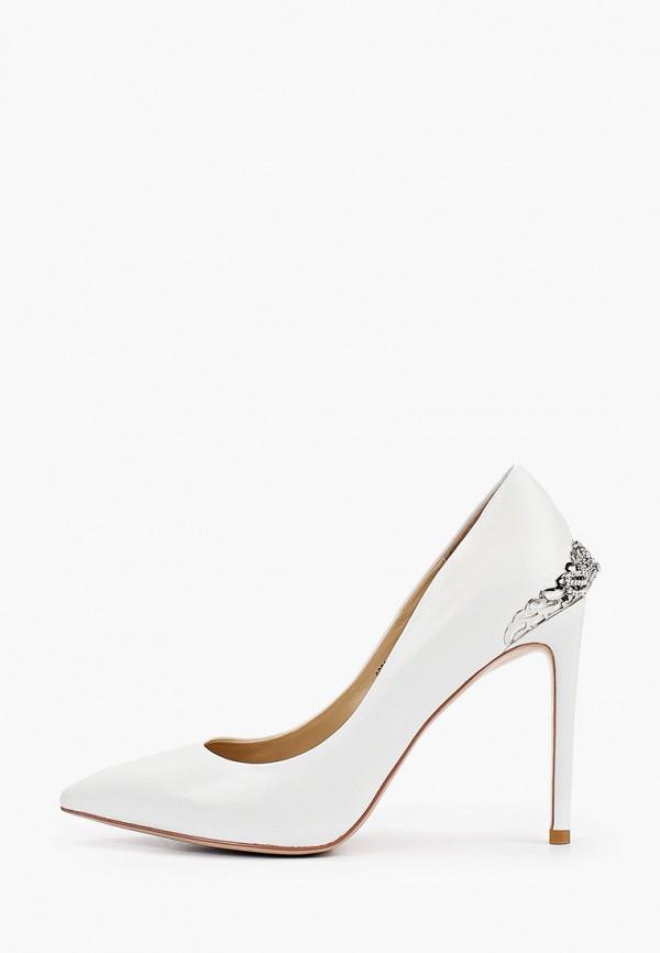 женские туфли-лодочки dolce vita, белые