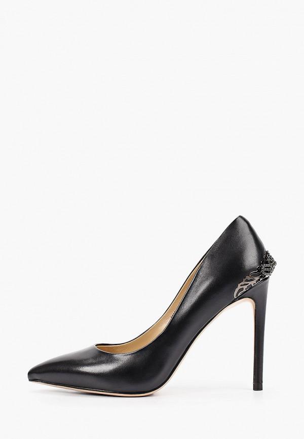 женские туфли-лодочки dolce vita, черные