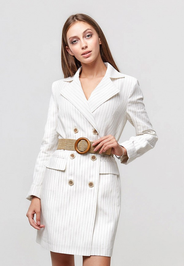 женское платье ora, белое