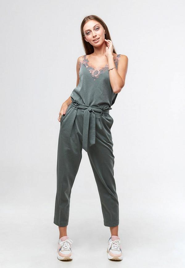 женский костюм ora, зеленый