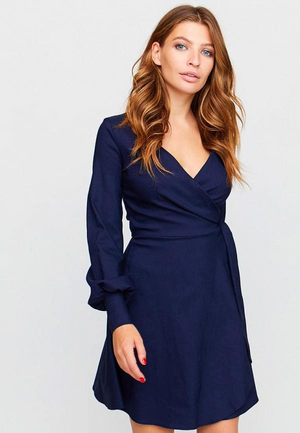 женское платье karree, синее