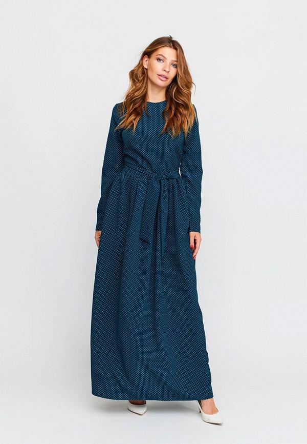 женское повседневные платье karree, зеленое