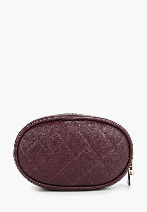 женская сумка igermann, бордовая