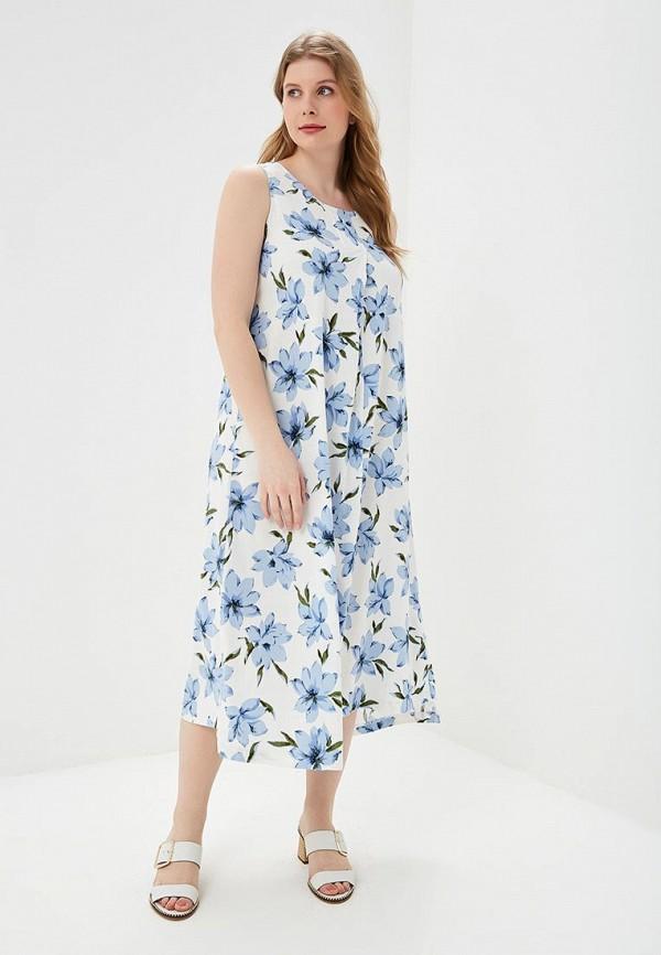 женское повседневные платье dream world, белое
