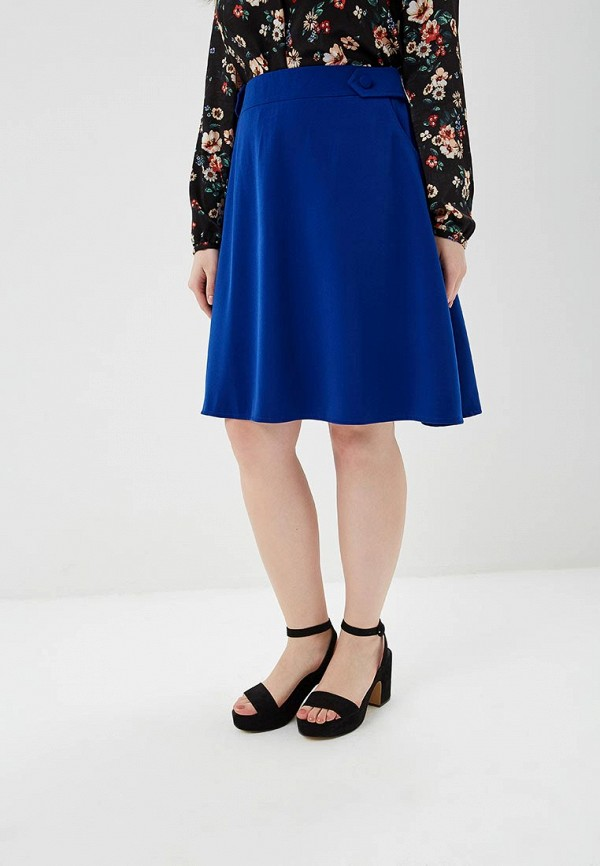 женская юбка dream world, синяя