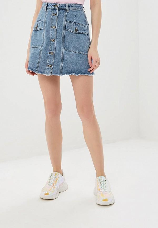 Джинсовые юбки Befree
