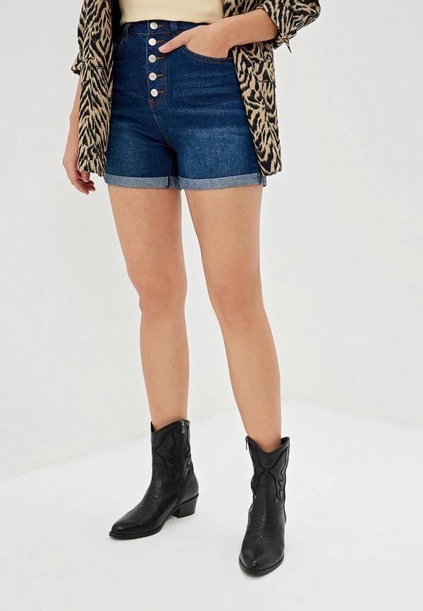 Шорты джинсовые Befree Befree MP002XW0TOIV шорты befree befree mp002xw1iqk1