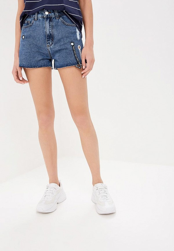 купить Шорты джинсовые Befree Befree MP002XW0TOKC по цене 1799 рублей