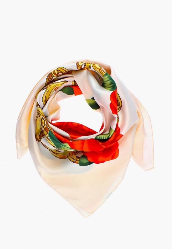 женский платок vittorio richi, белый