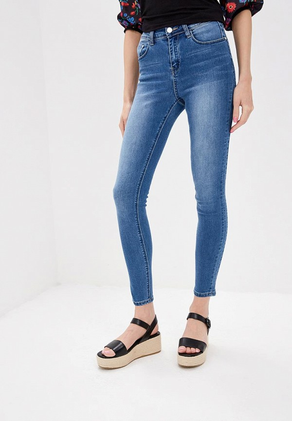 женские джинсы top secret, синие