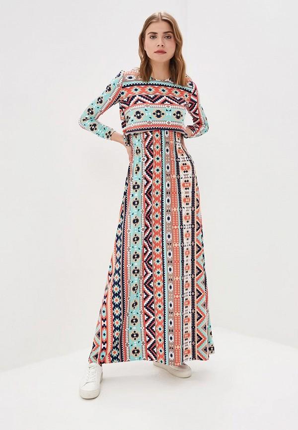 женское повседневные платье sahera rahmani, разноцветное