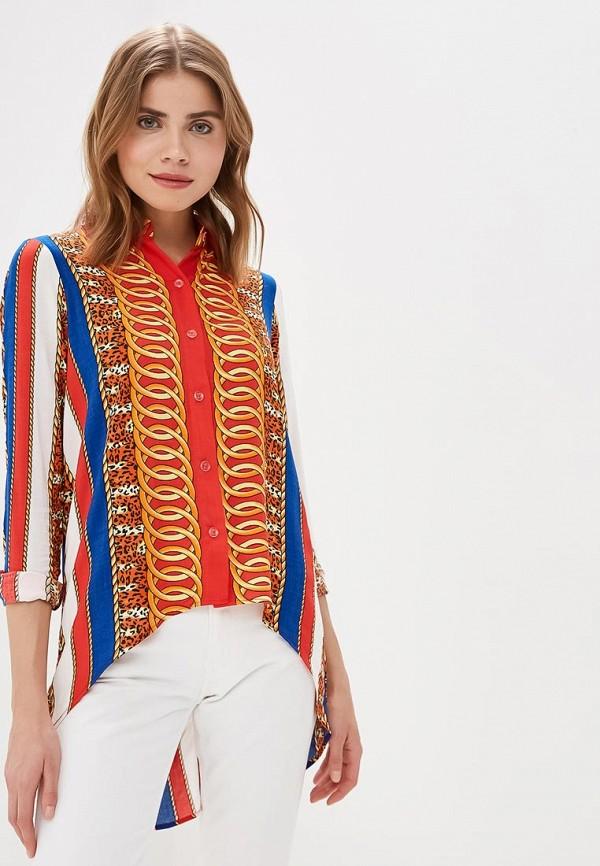 женская блузка sahera rahmani, разноцветная