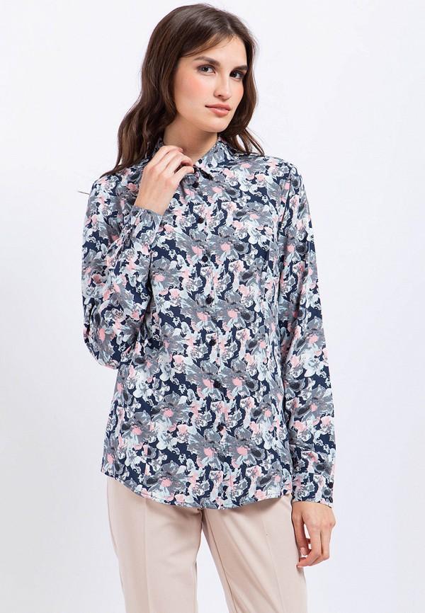 Купить Блуза Finn Flare, mp002xw0toq9, разноцветный, Осень-зима 2017/2018