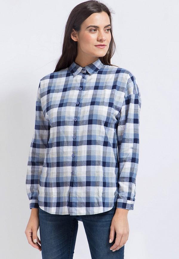 Купить Рубашка Finn Flare, MP002XW0TOQB, синий, Осень-зима 2017/2018