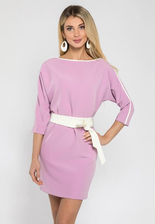 Купить Платье Gloss, MP002XW0TORM, розовый, Весна-лето 2018