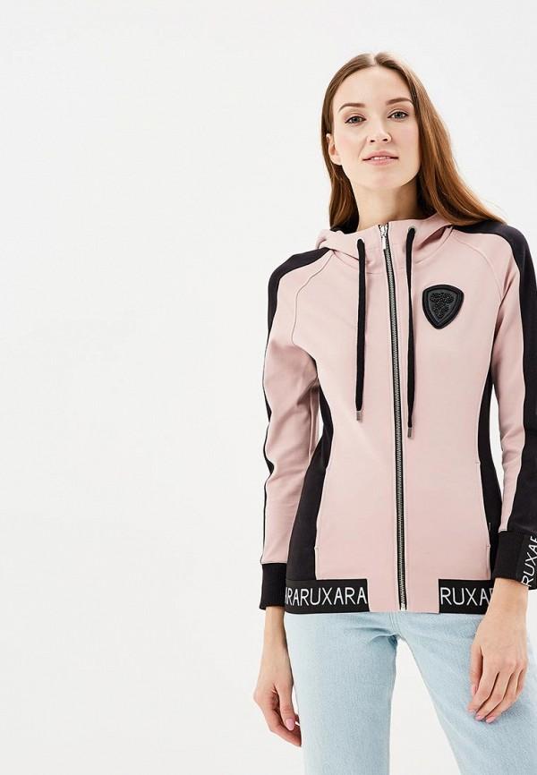 Купить Толстовка RUXARA, MP002XW0TOW3, розовый, Весна-лето 2018