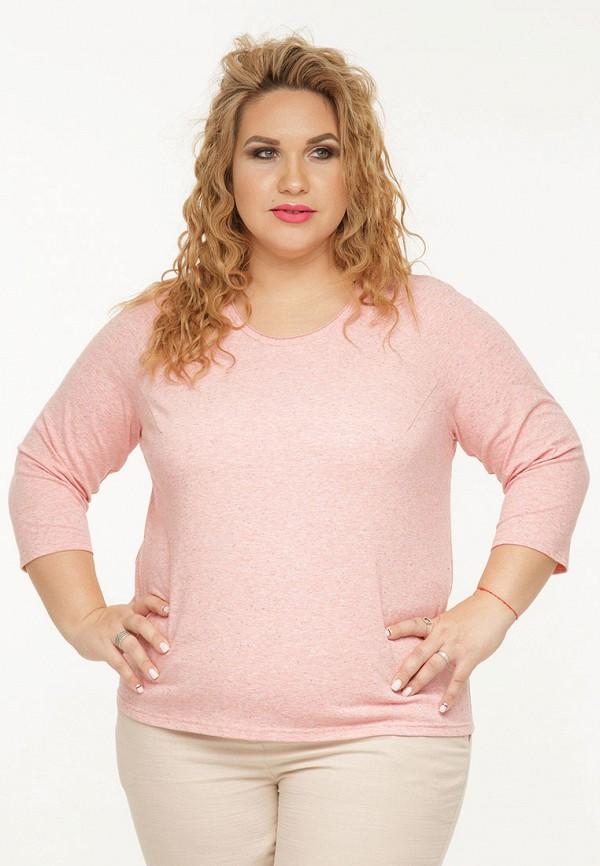 женский джемпер gorda bella, розовый